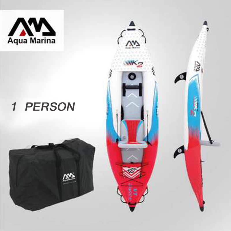 Aqua Marina φουσκωτό σκάφος αθλητικό - Θαλάσσια σπορ - Φωτογραφία 3