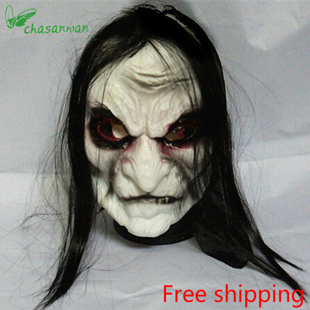 Aliexpress.com : Buy CHASANWAN Horror! Halloween Decoration Mask ...