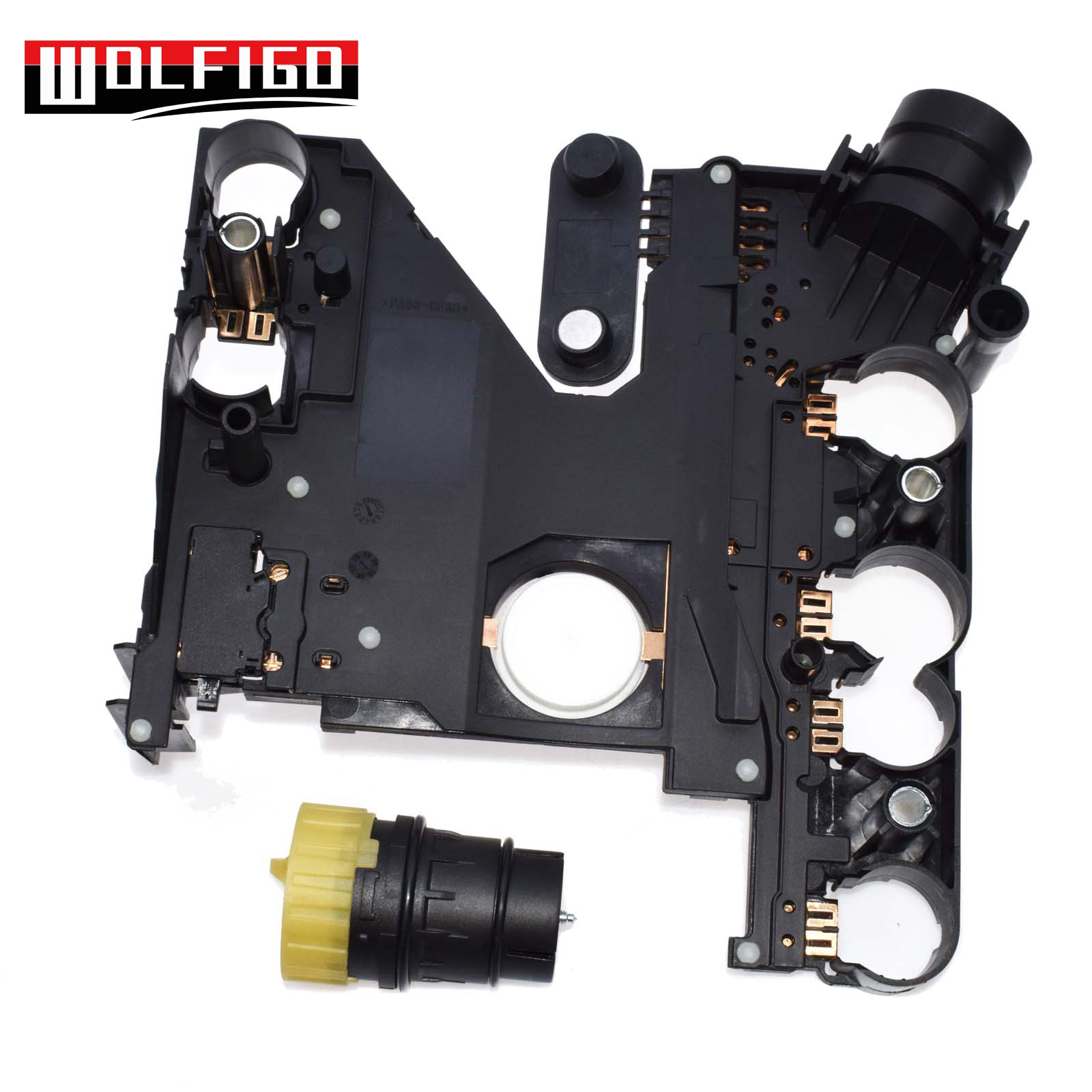 WOLFIGO 1 PC / 2PCS New Transmission Conductor Plate With or Without Wiring Connector For Benz 2035400253,1402700250,1402701161WOLFIGO 1 PC / 2PCS New Transmission Conductor Plate With or Without Wiring Connector For Benz 2035400253,1402700250,1402701161