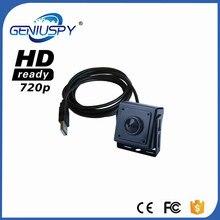 GENIUSPY 720P MINI USB Camera 1.0 Megapixels USB Mini Camera ATM Bank Camera Support Linux XP System Mini USB Digital Camera