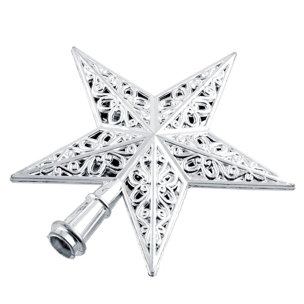 1 X Star Tree Topper