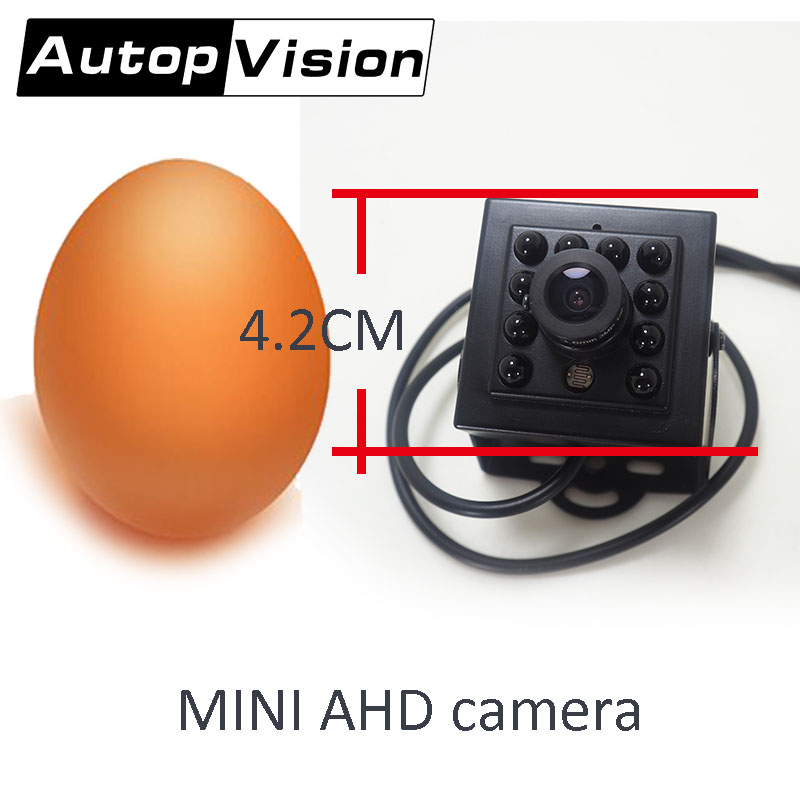 S860 MINI AHD camera for car Small square Fisheye Car 170 1.7mm 960P Camera Taxi Degree Wide Angle AHD Night Vision стоимость