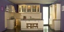 PVC/vinyl kitchen cabinet(LH-PV060)