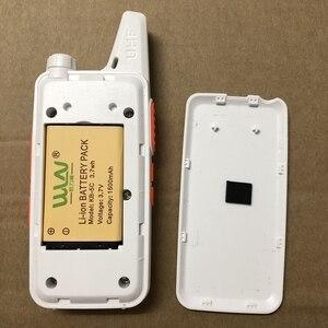 Image 3 - แบตเตอรี่Li Ion WLN Walkie Talkie 1500MAh Walkie Talkieอุปกรณ์เสริม