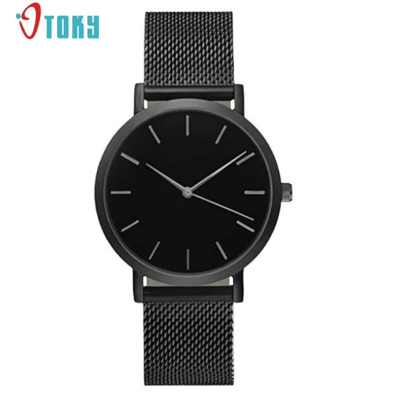 Excellent Quality Montres Femme Brand New Watch Women Ladies Watches Mesh Band Wrist Watch For Women Montre Homme De Marque Jan6 стоимость