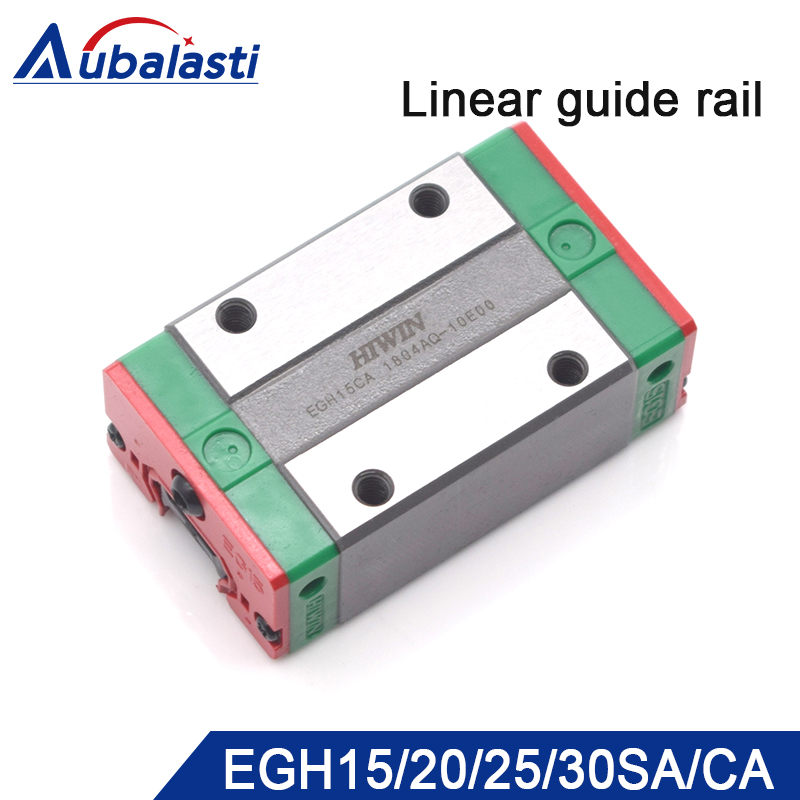 linear guide rail EGH15 EGH20CA EGH25CA EGH30SA CA linear rail linear bearing use for engraving and cutting machine linear guide rails hgh hgl egh15 20 25 30 35 sa ha ca