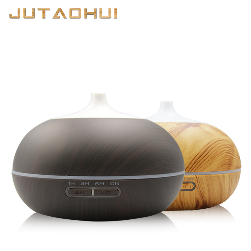 JUTAOHUI Ultrasonic Aromatherapy Humidifier Essential Oil Diffuser Air for Home Mist Maker Aroma Diffuser Fogger LED LightJUTAOHUI Ultrasonic Aromatherapy Humidifier Essential Oil Diffuser Air for Home Mist Maker Aroma Diffuser Fogger LED Light