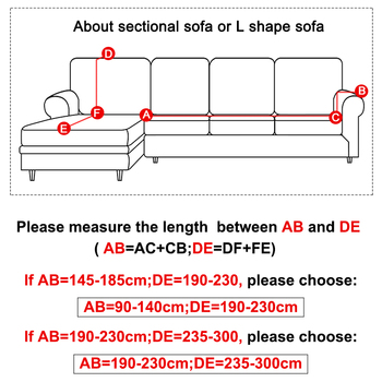 Slipcovers For Sectional Sofa | Lellen Jacquard Fabric Uiniversal Sofa Cover Tight Wrap All-inclusive Sectional Elastic Seat Bench Covers Couch Slipcovers