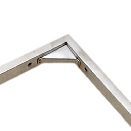 promotion 200mmx150mm stainless steel corner brace joint right