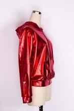 Women's Hip Hop Dance Jacket