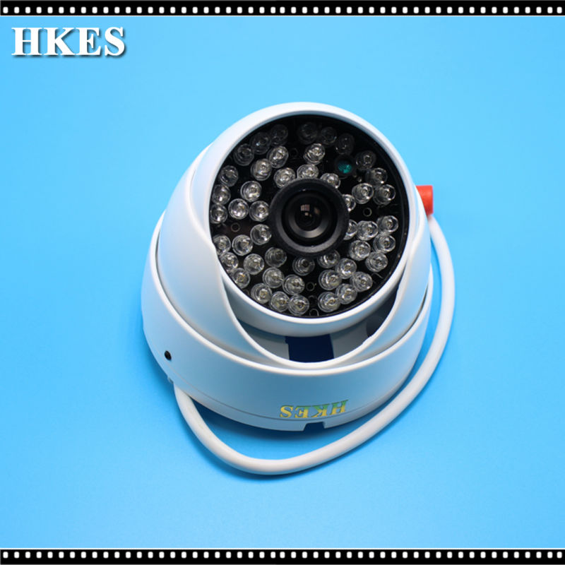 HD AHD CCTV Camera 1080P 2MP Metal Dome Camera with 48PCS IR Leds 20M Night Vision CCTV Security P2P IP Camera Surveillance