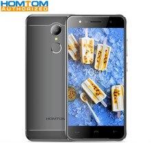 3000 мАч Doogee HOMTOM HT37 Android 6.0 MTK6580 Quad Core 2 ГБ Оперативная память 16 ГБ Встроенная память 5.0 дюймов 1280×720 отпечатков пальцев Смартфон мобильный телефон