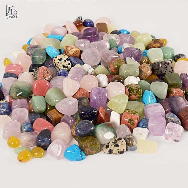 Voorkeur Getrommeld Stone Kralen en Bulk Diverse Gemengde Edelsteen Rock #QI26