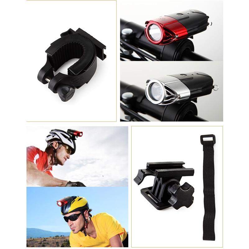 TOS 1200 Lumena USB punjiva bicikla Prednja svjetla Pribor za bicikle - Biciklizam - Foto 5