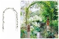 240x140CM Metal Wedding Arch Pergola Garden Backdrop Stand Arches vintage wedding decoration centerpieces DIY wedding favor
