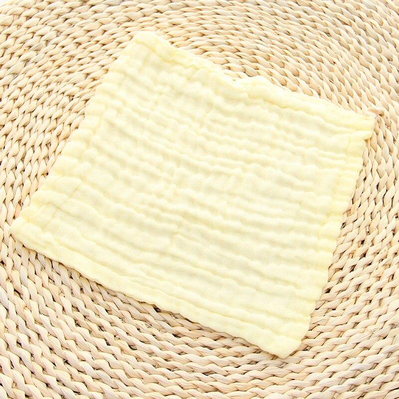 Baumwolle baby speichel handtuch schweiß handtuch weichen waschlappen kinder taschentuch waschen handtuch