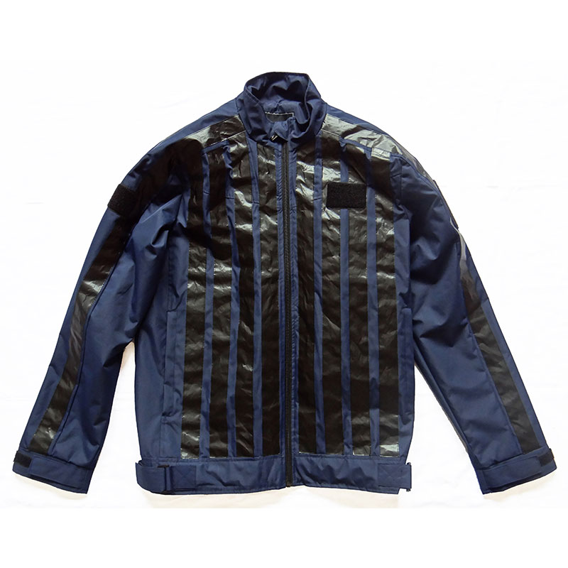 Anti-attack Self Defence Long Sleeve Jacket Cloth Electronic Pulse Untouchable Anti-kidnap Equipment Anti-rape For Safty