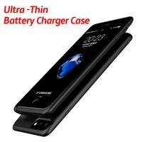 2500mAh/ 5000mAh External Battery Case For iPhone 6 6s 7 8 3700mAh/ 7000mAh Phone Power Bank Case For iPhone 6 6S 7 8 Plus