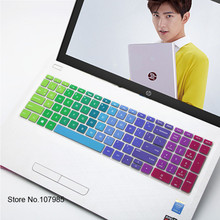 Новинка 15 15,6 дюймов ноутбук клавиатура Обложка протектор кожи для hp ENVY X360 15-bd001TX павильон 15-CB073TX/CB075TX
