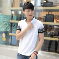 Factory Direct Sale 6 Kinds Of Color 2016 Summer New Youth Pop Men Personality Fashion Casual