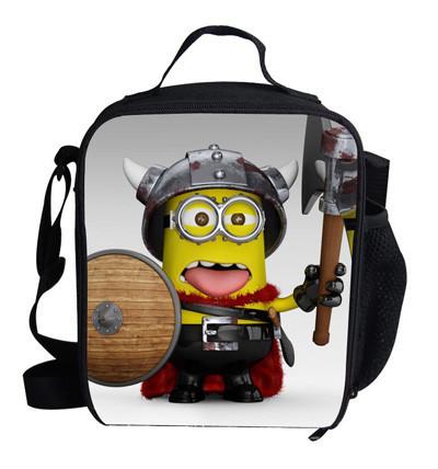 d15e67049021 2015 Fashionable Minions Bags Despicable Me Cooler Bag Picnic For ...