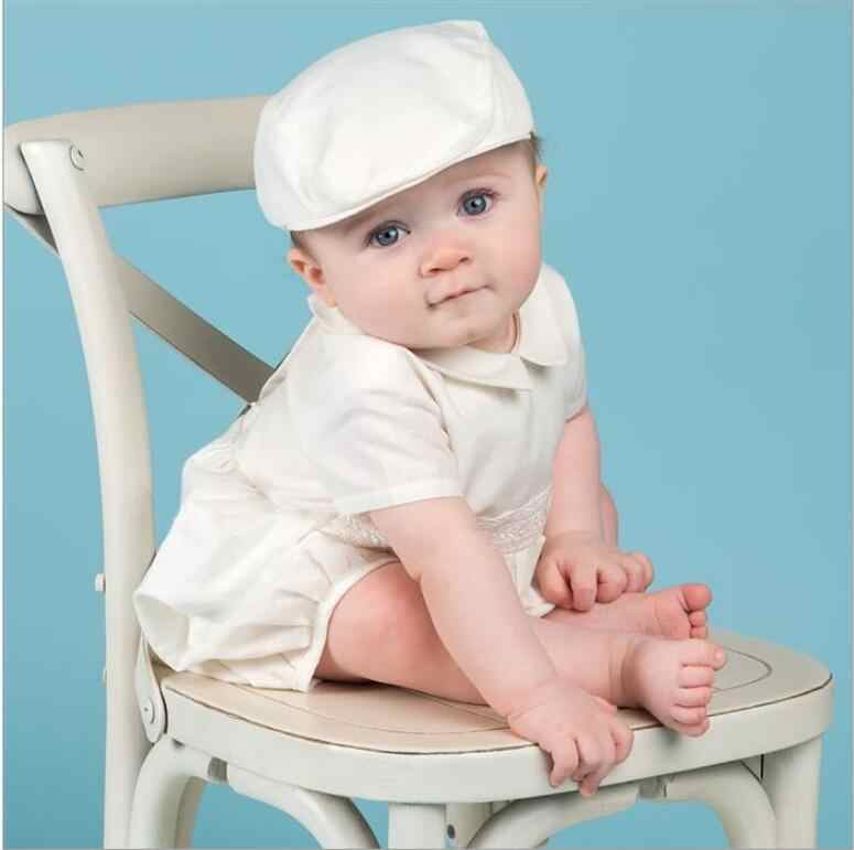 bed93bba16fd Baby Boys Baptism Gown Boys Christening Clothes 1st Birthday Party Wedding  Baby Boy Clothes Dress Gentleman