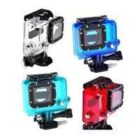 Gopro GP28C GO PRO Waterdichte Case voor Gopro Hero3 Camera Compatibel 35 m Duiksport Camera