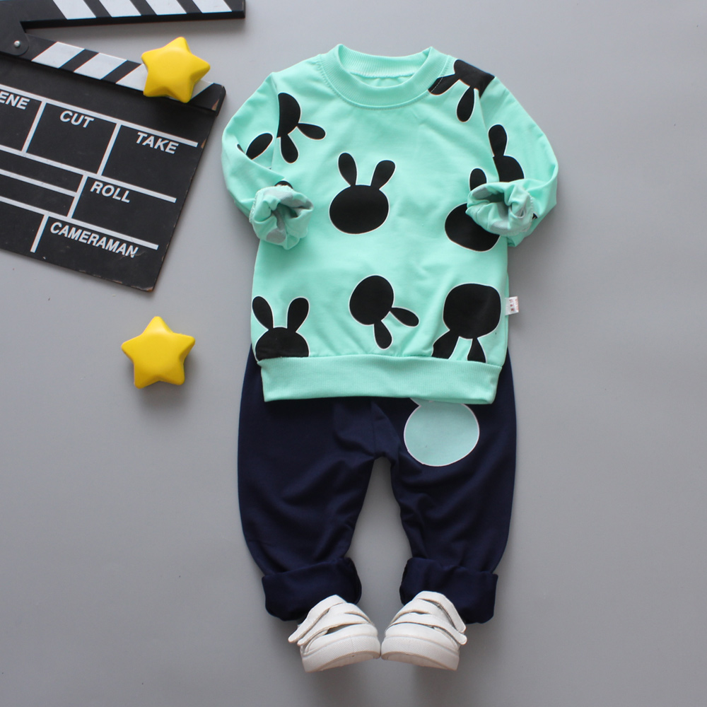 Model Child Boy Garments Fits Spring Autumn Child Woman Clothes Units Kids Go well with Lengthy Sleeve Prime+Sports activities Pants Informal Youngsters Set