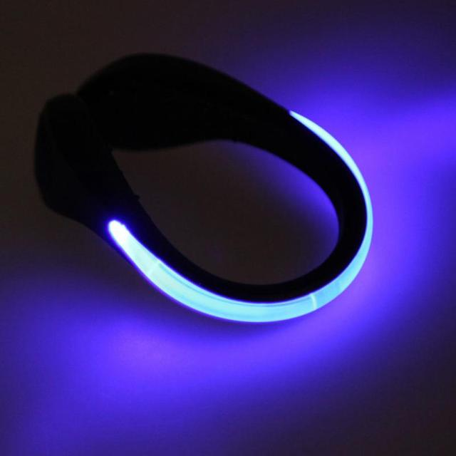 Outdoor LED Sports Shoe Light Gadget 5