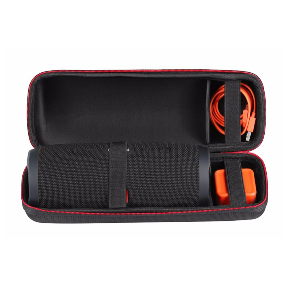 Column Speaker Case Cover for JBL Charge 3 Wireless Bluetooth Speakers Charg3 Soundbox Storage Carry Bag Pouch Protector Box EVA