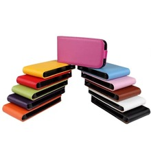 Luxury Genuine Real Leather Case Flip Cover Mobile Phone Accessories Bag Retro Vertical For HTC desire 500 PS
