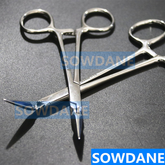 1 Piece Root Fragments Extractor Forceps Steglitz Strong Grip Remove Bone Below Gum Line