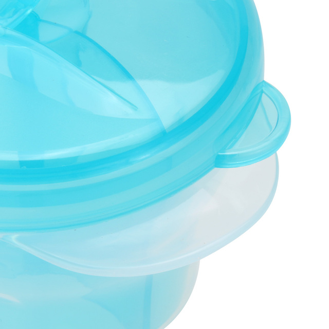 1pcs Portable Milk Powder Formula Dispenser Food Container Infant Feeding Storage Box for Baby Kids Care Toddler Travel Bottle 3