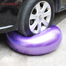 YOMER 65cm PVC Pilates Fitness Gym Yoga Ball for Sport Training Exercis