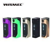 Wismec CB 60 60W Box Mod with 2300mah Built in Capacity Cigarette Electronique VS eleaf istick pico elektronik sigara vaporizer