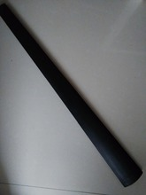 1 PC High Quality Black Ebony Double bass Fingerboard 3/4 Bass parts