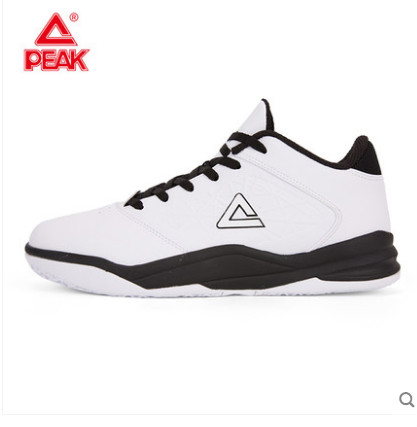 Peak Shoes Basketball-Shoes Summer Men Boots Help Men's Low-To Students