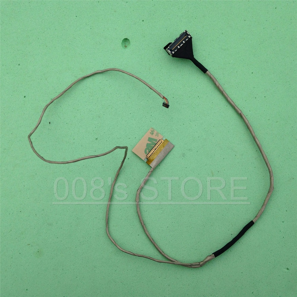 Computer Cables LCD Screen Video Cable for Lenovo G40-30 G40-70 Z40 G50-45 G50-70 G50-30 G50-75 G50-40 Z50-70 Z50-45 P//N DC02001M600 Cable Length: 5.99