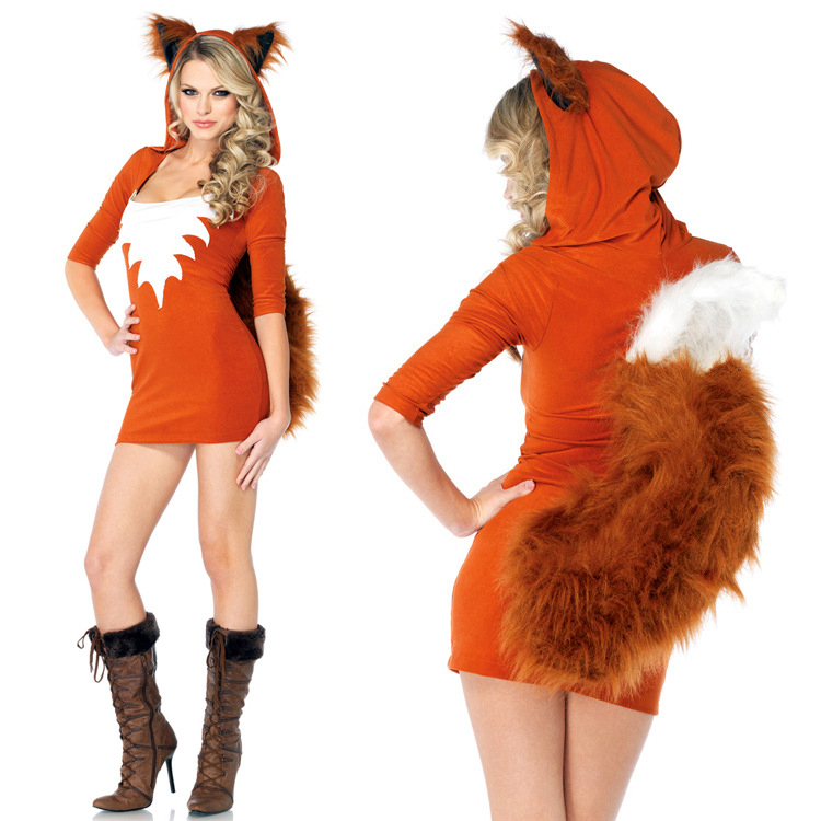Red fox costume animal adult Red fox animal costumes for adults sexy animal fox costumes-in Anime Costumes from Novelty u0026 Special Use on Aliexpress.com ...  sc 1 st  AliExpress.com & Red fox costume animal adult Red fox animal costumes for adults ...
