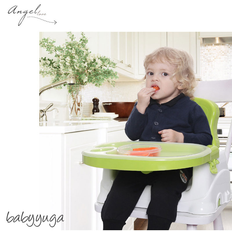 Baby Booster Seats Eating Dining Chair Folding PP Plastic Safety Children Portable Booster Safety Baby Chair Feeding Seat стоимость