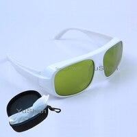 Nd: yag глаз лазерная Защитная мульти длина волны лазерные защитные очки 755 & 808 & 1064nm