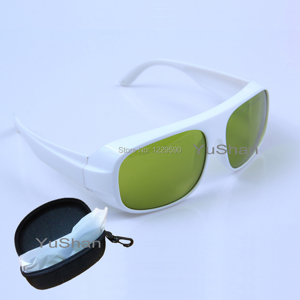 Nd: yag Eye Laser Protective Multi Wavelength Laser Safety Glasses Goggles 755 & 808 & 1064nm