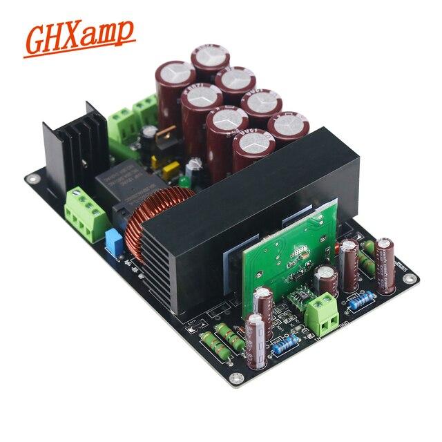 Ghxamp 400W 800W Amplifier Board HIFI IRS2092 +IRFB4227 Mono Class D Power AMP Amplifier board High Power NEW