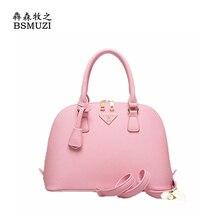 New Arrival Pink Women Bag Brand Famous Bolsa Feminina De Couro Kabelky Women Ladies Italian Handbags Sac a Main Femme De Marque