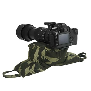 Image 1 - Meking Convenient Cool Camouflage Wildlife Bird Watching Camo Photography Bag For Hunting Animal Photo Shooting Camera Bean Bags