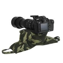 Meking สะดวก Cool Camouflage ป่าดูนก Camo กระเป๋าสำหรับล่าสัตว์สัตว์ถ่ายภาพกล้องกระเป๋า