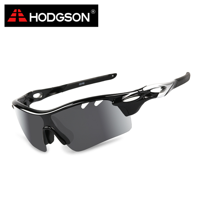HODGSON 1018 Brand New Polarized Cycling Glasses Sports Eyewear Unisex Bicycle Goggles Outdoor Sunglasses with Detachable Lens