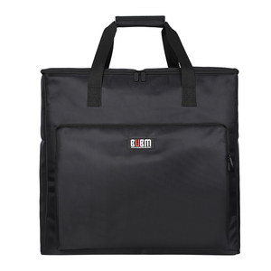 Image 2 - BUBM Desktop PC Computer Travel Storage Carrying Case Bag for Computer Main Processor Case, Monitor, Keyboard and Mouse
