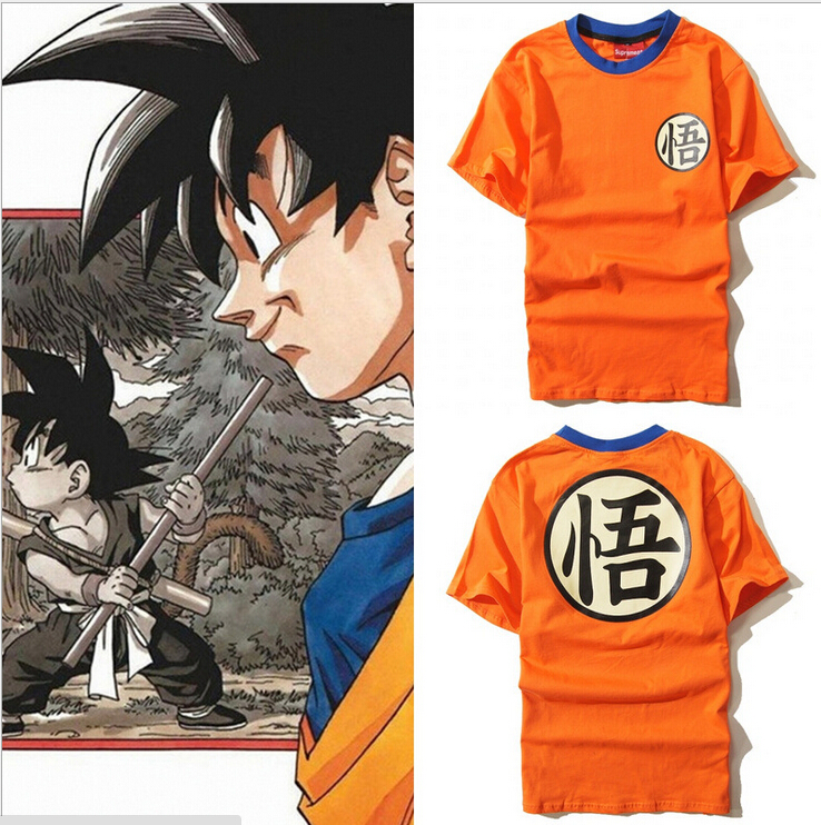 Dragon Ball Shirt Symbol Labzada T Shirt