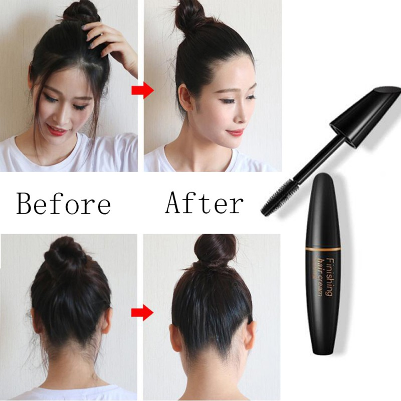 Us 2 27 23 Off Hair Gel Finishing Paste Artifact Men And Women Dedicated Lasting Modeling Hair Wax Stick Hair Styling In Pomades Waxes From Beauty